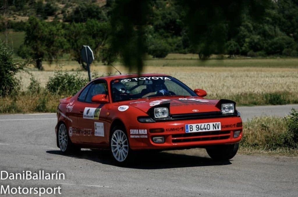 Talleres Murillo Rally Barbastro